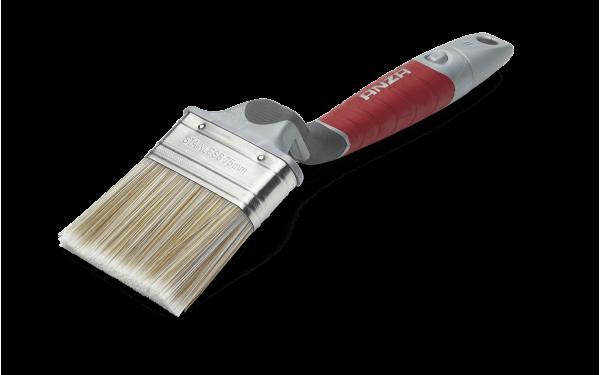 Кисть изогнутая для наружных работ Anza Elite 75 мм 347575