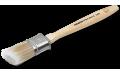 Кисть овальная со скошенной щетиной Anza Elite PRO 35 мм 268335