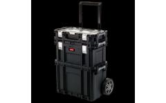 Ящик для инструментов Keter Smart rolling workshop set