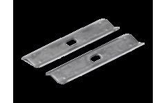Запасные лезвия к скребку для краски 65 мм Anza 661565