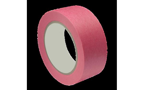Малярная лента широкая для деликатных поверхностей 25 мм