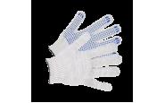 Перчатки х/б с ПВХ-покрытием