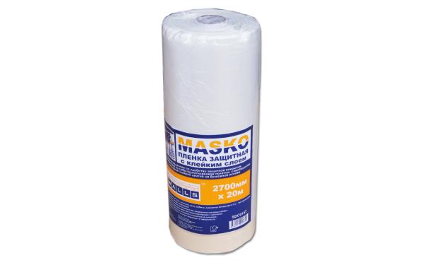 Пленка защитная с клейким слоем MASKO SDC015T