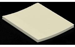 Шпатель для замазки резиновый Anza 654000