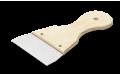 Шпатель широкий с деревянной ручкой 100 мм Anza 642010